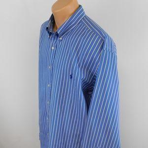 Ralph Lauren long sleeve button down. 1X BIG